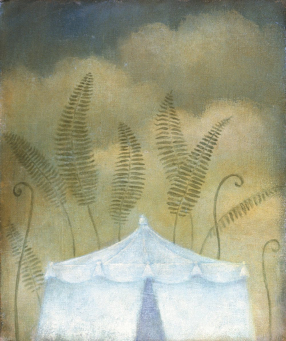 Fresco, Tent