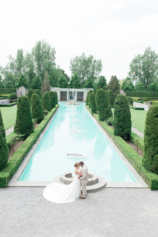 Cristin + Mitch Wedding