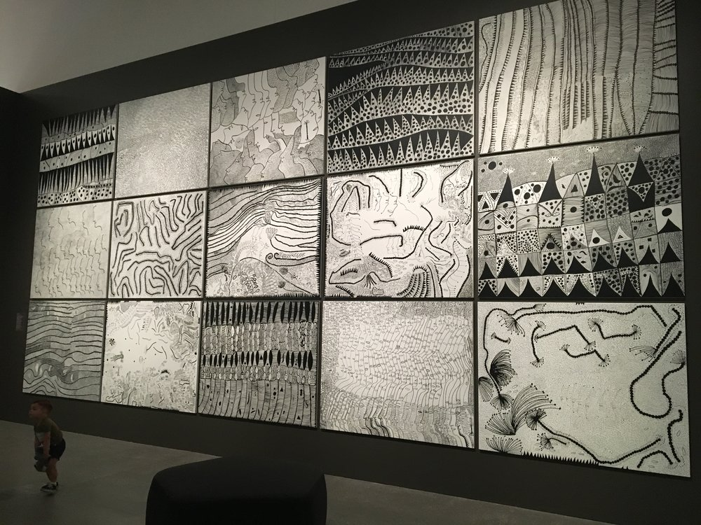 australia-brisbane-travel-GOMA-yayoi-kusama-exhibition-3.JPG