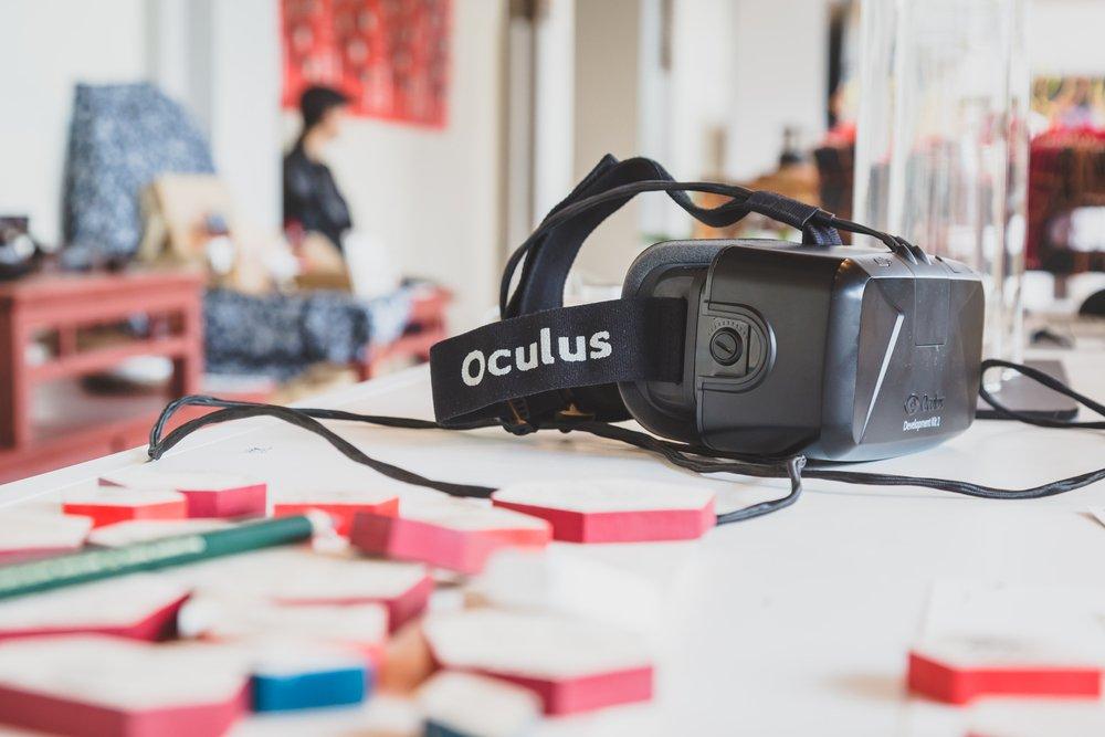 oculus rift technology