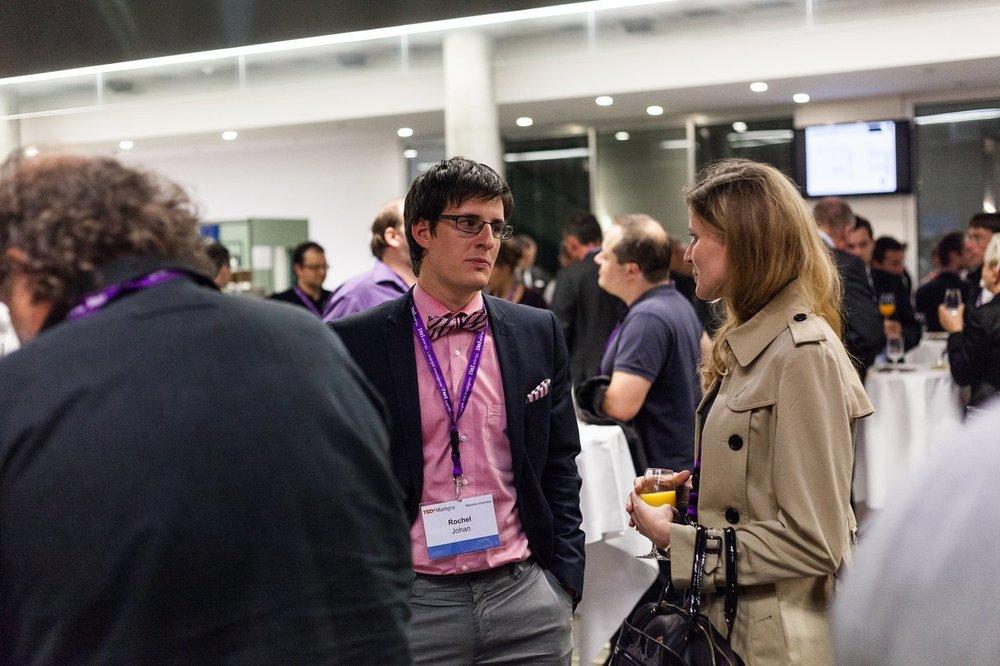 event app platform for networking