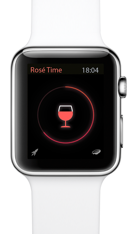 Mobile events app apple watch