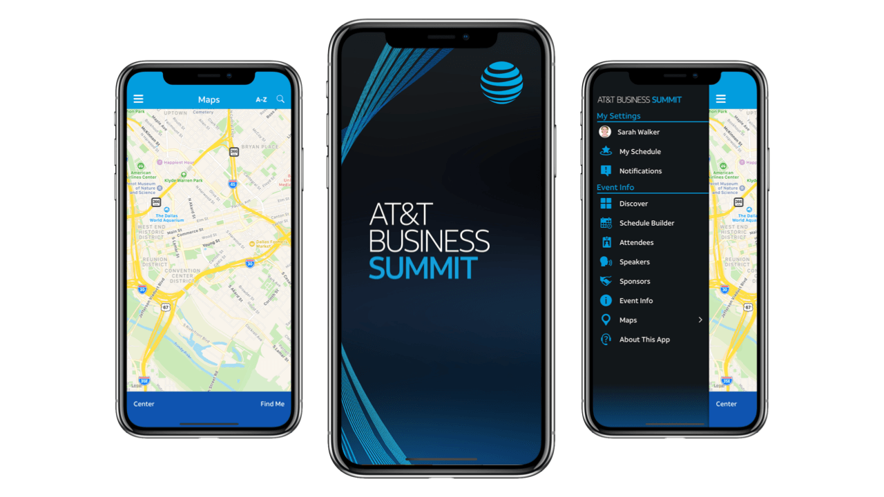 AT&T Events App