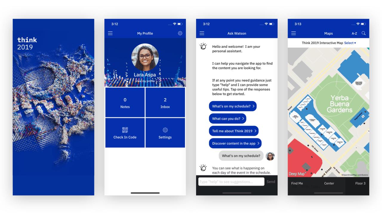 IBM Events App