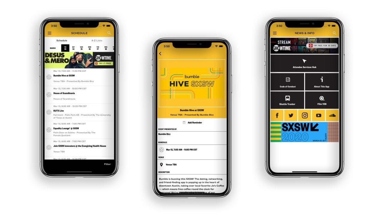 SXSW App