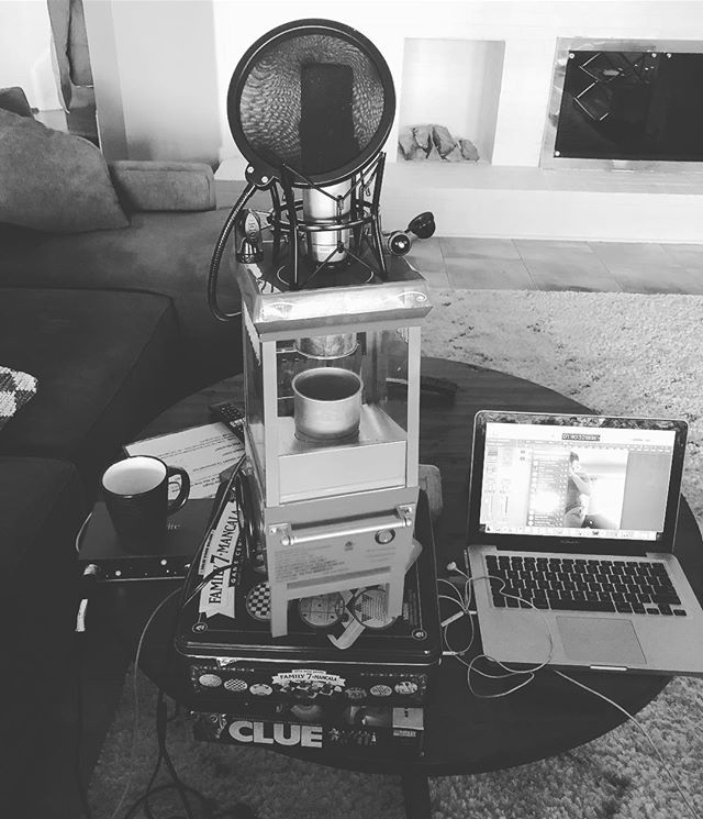 When you take podcasting extremely serious, sometimes you set up on a popcorn maker. EPISODE 0 of SEASON 2 is finally here. Be on the look out for our new trailer of Season 2 #backatit #podcastlyfe #season2