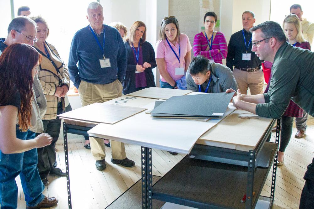 - Printing the Future: Design Development at Interprint Inc.