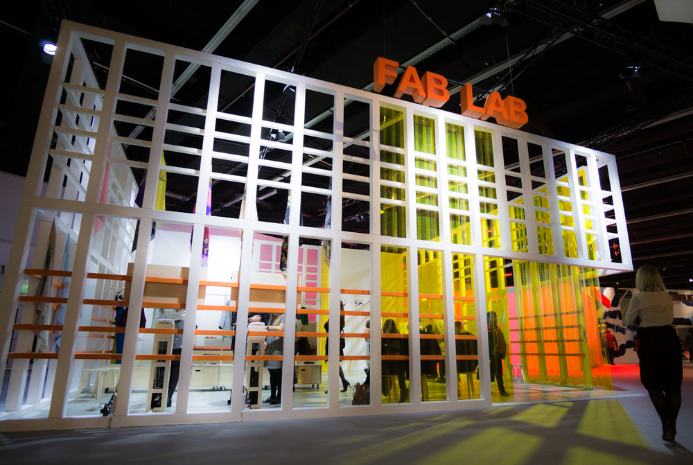 Fab Lab  The rise of Fab Labs and maker spaces is turning cities into networks of factories.  Digital fabrication is disruptive — and largely for the better. It is transforming the way we source materials and how we design, manufacture and consume goods. This disruptive force could reduce our dependence on the global movement of material and product, reduce our reliance on dirty energy, and make our cities more community-focused.  Manufacturing is no longer simply about making physical products. There has been a fundamental shift, driven by demand for personalization and customization, as the boundary between creator and consumer continues to blur. Digital fabrication is causing a more democratic approach to manufacture; customers can now engage with the design and production of the things that fill their homes.