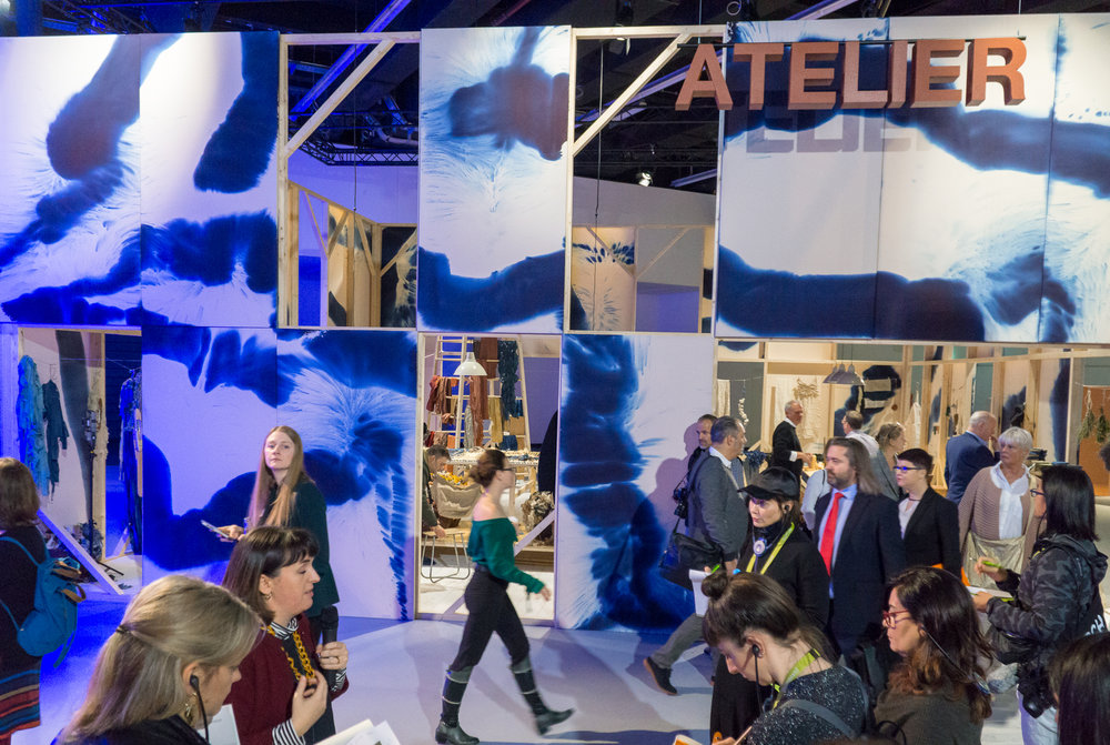- Heimtextil 2018: Global Trends'The Future is Urban'