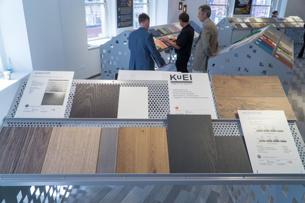 Kuei Inkjet Texturing