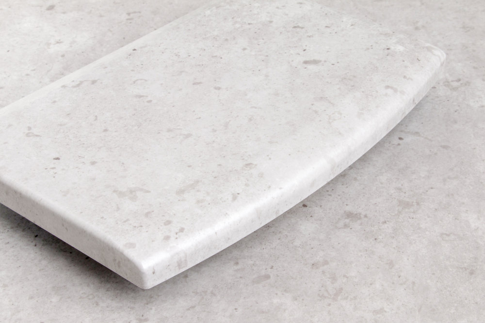 Liberating design from material:  concrete  in 3dl.