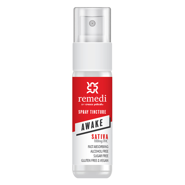 Cresco Spray Tincture