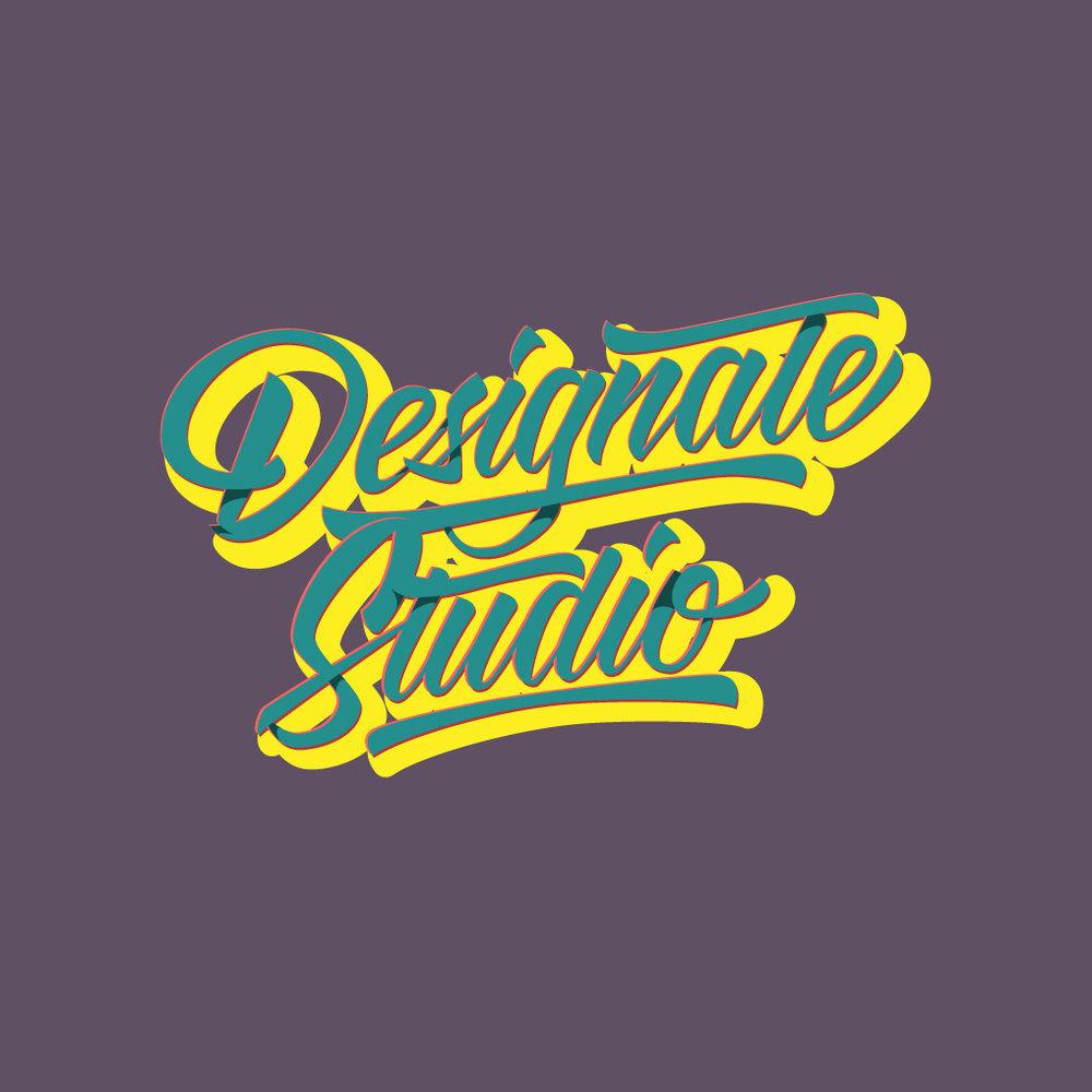 Designate Studio rebrand Logotype