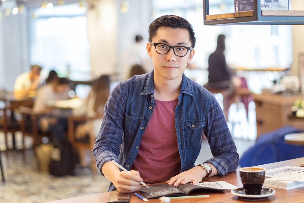 Nathaniel Ong Profile