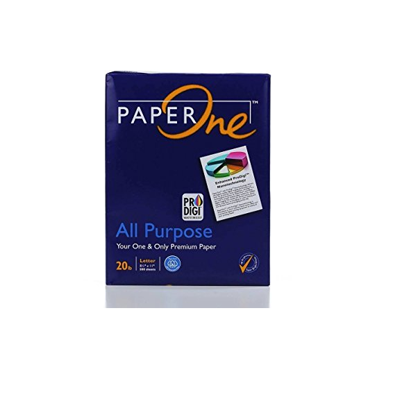 80-100 GSM Printer Paper (Paper One) - For lettering drafts and drills, I recommend using a normal printer paper (80 or 100 GSM). It's cheap enough so you will not be afraid to make mistakes and throw them away after. I use the brand Paper One, as I find it to be smooth enough and of good quality that you can use it for pencil work, brush pens, or even pointed pen calligraphy! It's value for money!