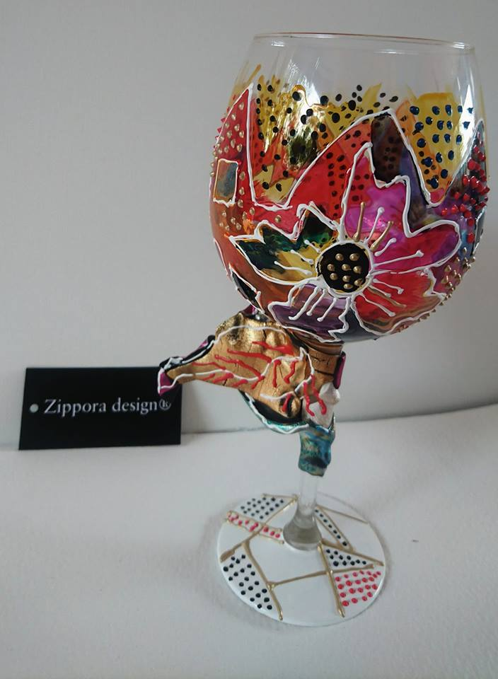 Waxineglas Zippora design®