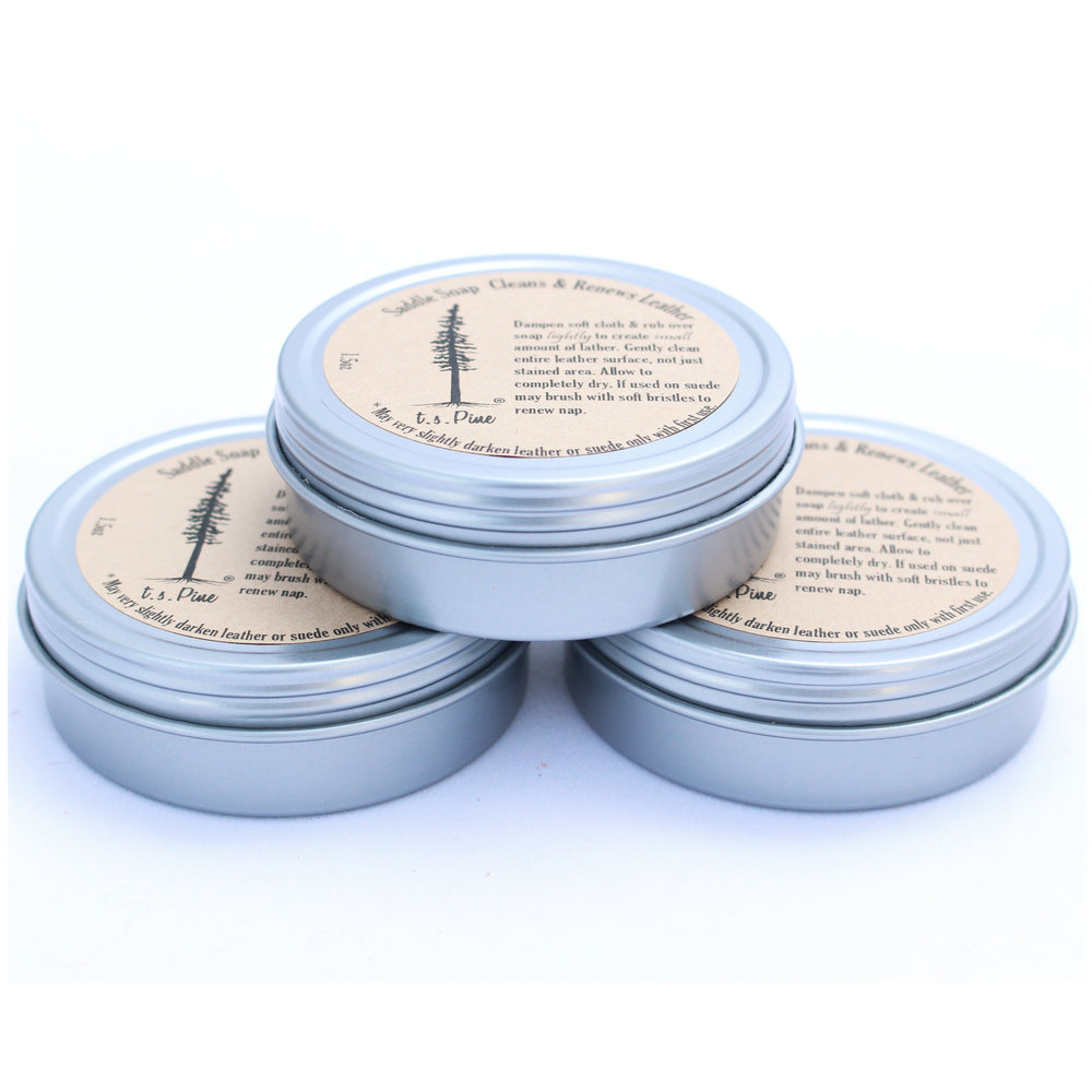 $4 | t.s.p. saddle soap