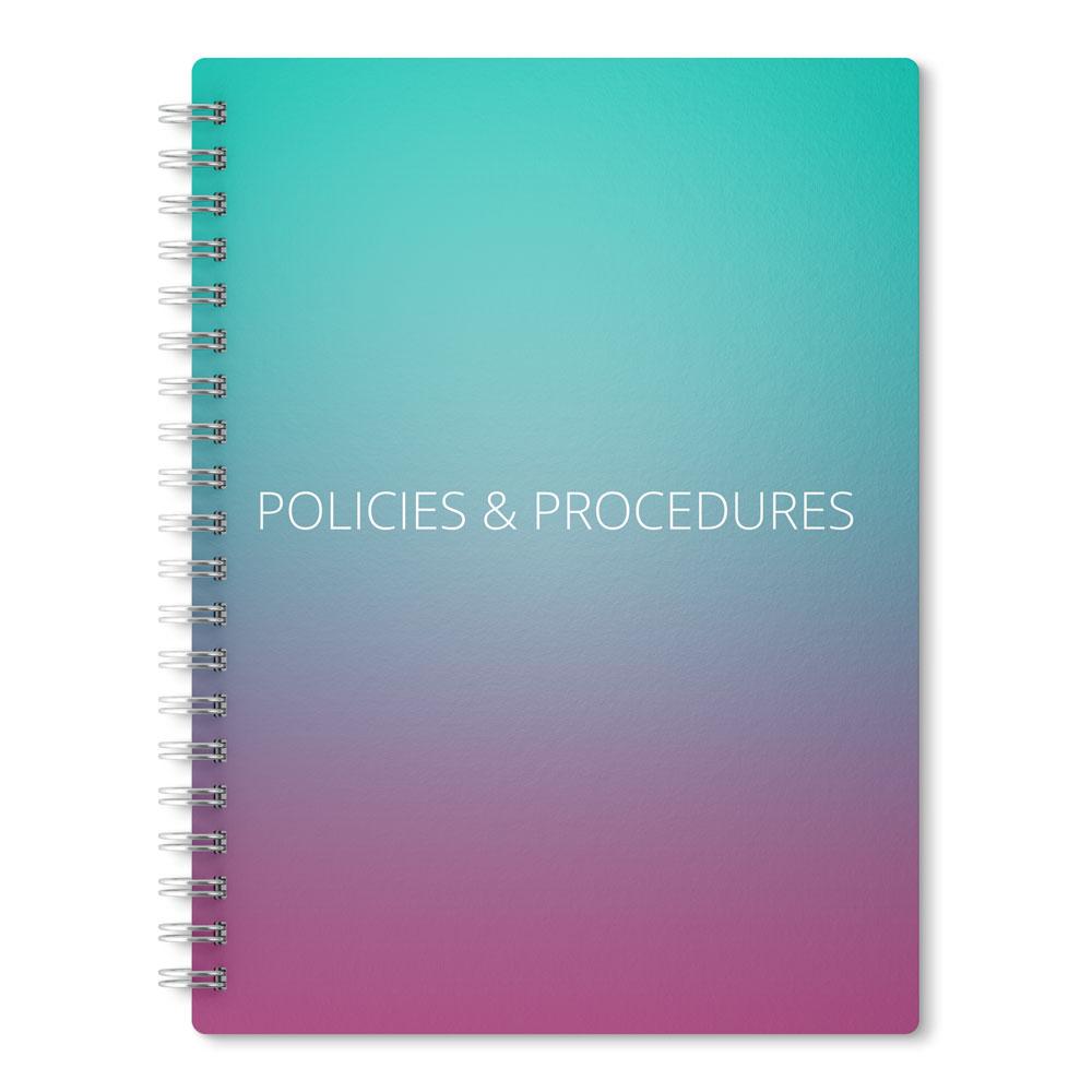 Policies & Procedures -