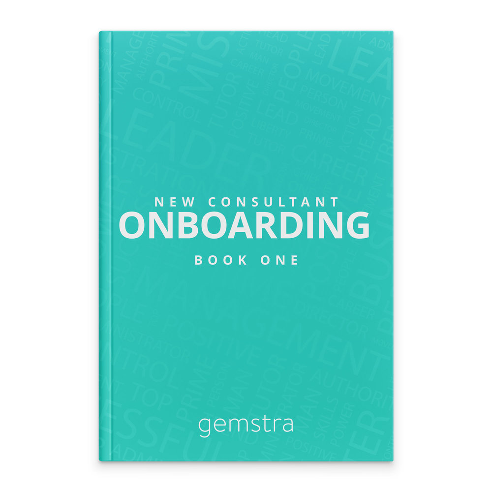 New Consultant Onboarding Book One