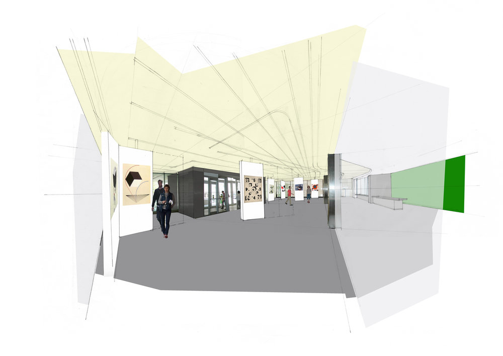 terminus gallery -