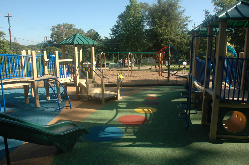 Poncey Highlands Playground