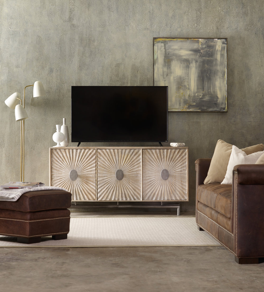 Entertainment Center by Hooker Furniture.jpg