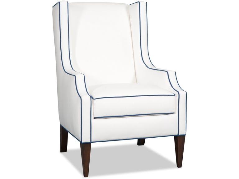 Sam Moore Pressley Wing Chair