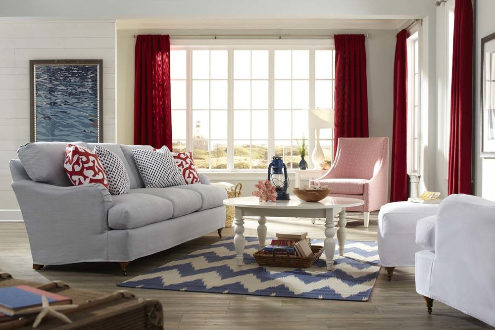 Brooke Slipcover