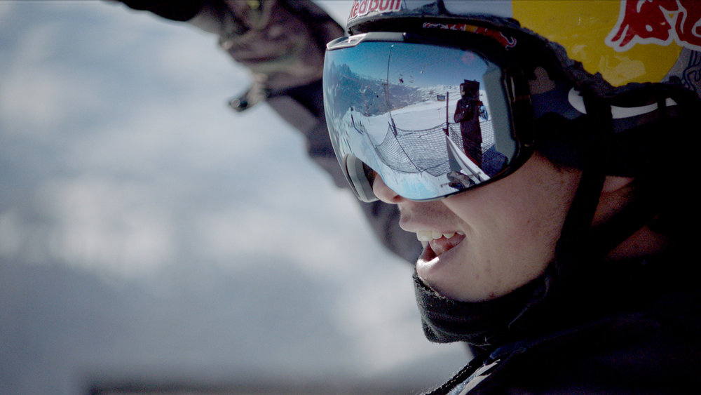 PEAKING: MARK MCMORRIS