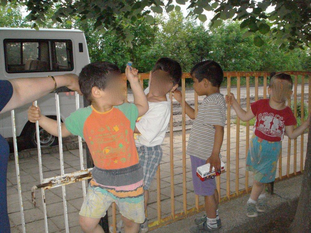 shout together orphanage