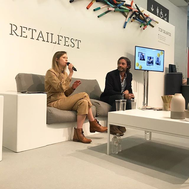 Had a fantastic day @TopDrawerLondon yesterday speaking about 'The Rise of the Purpose-Led Brand' for #RetailFest ⠀ ⠀ For us, a purpose-led brand means putting your values at the forefront of your business, understanding that you have a cultural, social and environmental responsibility, with a motivation/reason for doing what you do, other than just your product/service offering.⠀ ⠀ Therefore Design Giving is centered around four key values: people, planet, materials & mind. With every Issue, we proudly donate 5% profits to @mindcharity helping young people & adults with mental health issues. ⠀ ⠀ So lovely to meet @frombabieswithlove @ventforchange and learn about their purpose-led brands. Thanks so much for everyone who came to see us talk about what purpose really means to us, taking action beyond the brand values and mission statements, sharing ways to make change within your own brand and what it takes to inspire customer loyalty in 2019.⠀ ⠀⠀⠀ #designgivingmagazine⠀⠀⠀ #designgiving⠀⠀⠀ #purposeled⠀ #purposeledbrands ⠀ #topdrawer⠀ #topdrawer2019⠀ #topdrawerlondon⠀ #retailfest⠀⠀⠀⠀⠀ #supportindependents⠀⠀⠀ #supportindependentbusiness⠀⠀⠀ #environmentallyfriendly⠀⠀⠀ #ecofriendly⠀⠀⠀ #ecoluxe ⠀⠀⠀ #doersdoing ⠀⠀ #sustainablefashion ⠀⠀⠀ #founders ⠀⠀⠀ #socialchangemakers ⠀⠀⠀ #socialgood⠀⠀⠀ #printdesign ⠀⠀⠀ #environmentalissues ⠀⠀⠀ #purposebeforeprofit ⠀⠀⠀ #minimalmovement⠀⠀⠀ #stationerylove⠀⠀⠀ #paperlove⠀⠀⠀ #paperlover ⠀⠀⠀ #purposedriven ⠀⠀⠀ #purposedrivenlife ⠀⠀⠀⠀⠀⠀⠀⠀ #giftgiving ⠀⠀⠀⠀⠀⠀⠀⠀⠀⠀⠀⠀ #consciousshopping