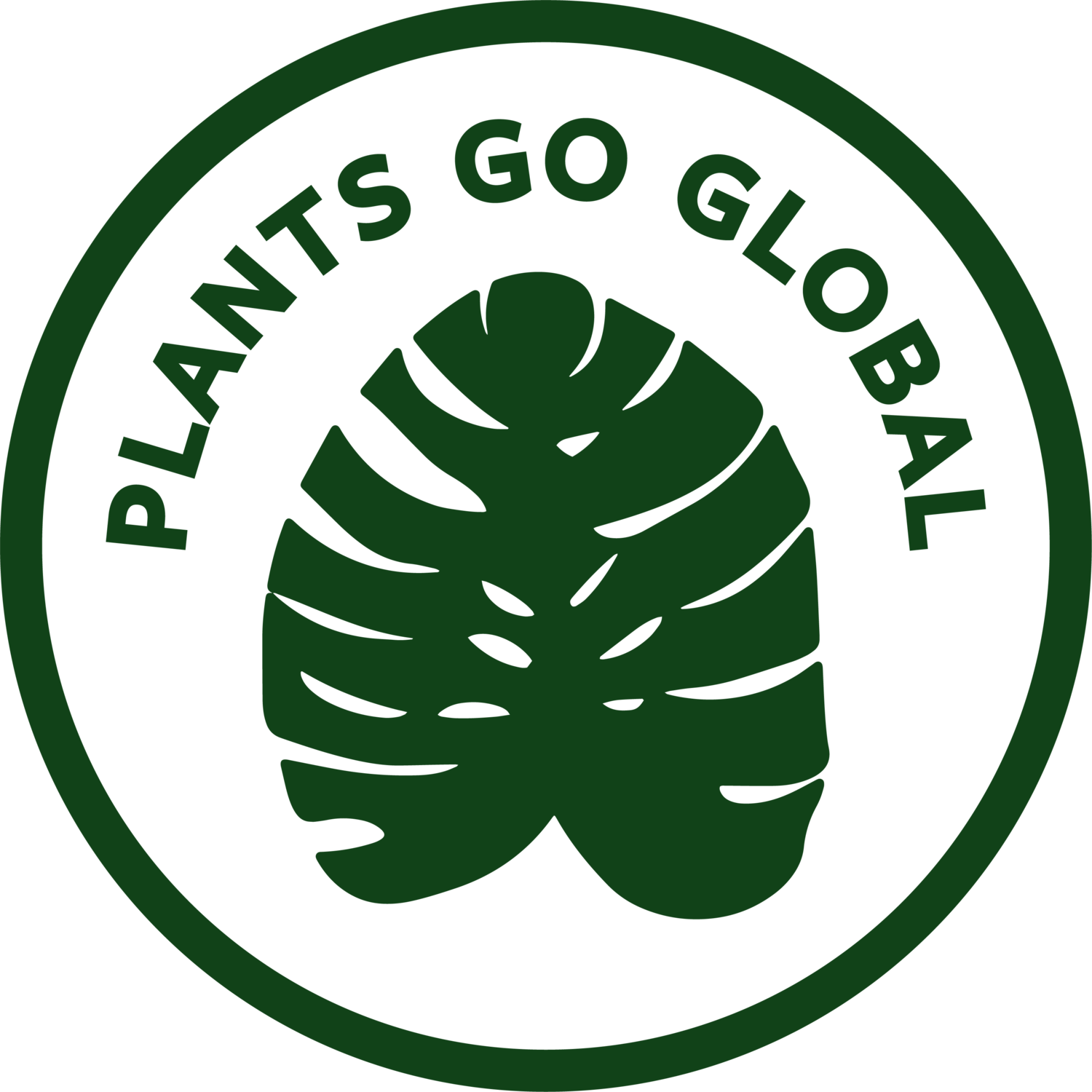 Plants Go Global