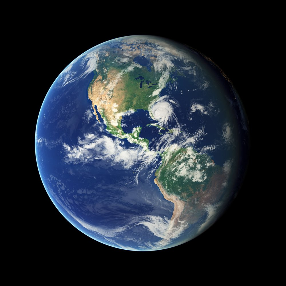 Glance at the Earth from outer space and you'll see the land defined by plants in their unique biomes.A palette of greens, browns and yellows show the richness or sparsity of Earth's plants worldwide. -
