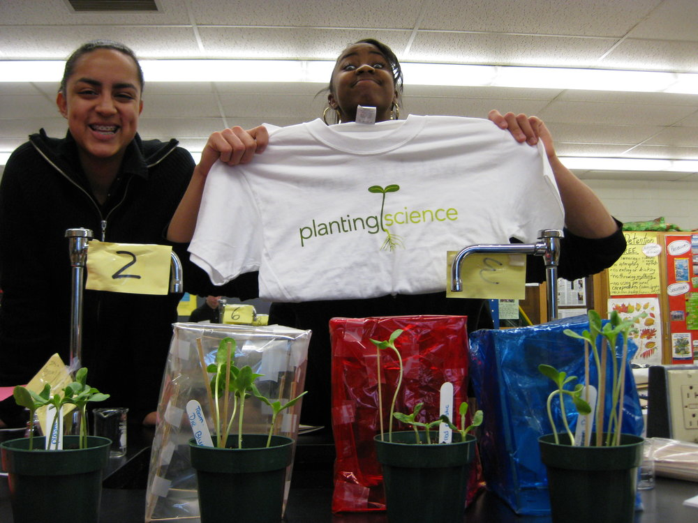 PlantingScienceThe BSA's fantastic plant centeredinquiry based education program connects scientist mentors, teachers and students. -