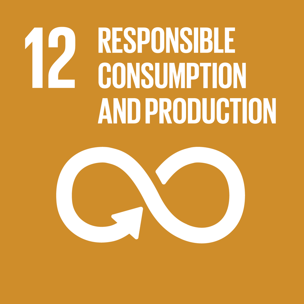 Responsible Production and Consumption    – Fast growing bamboo yields food and building materials for many products.
