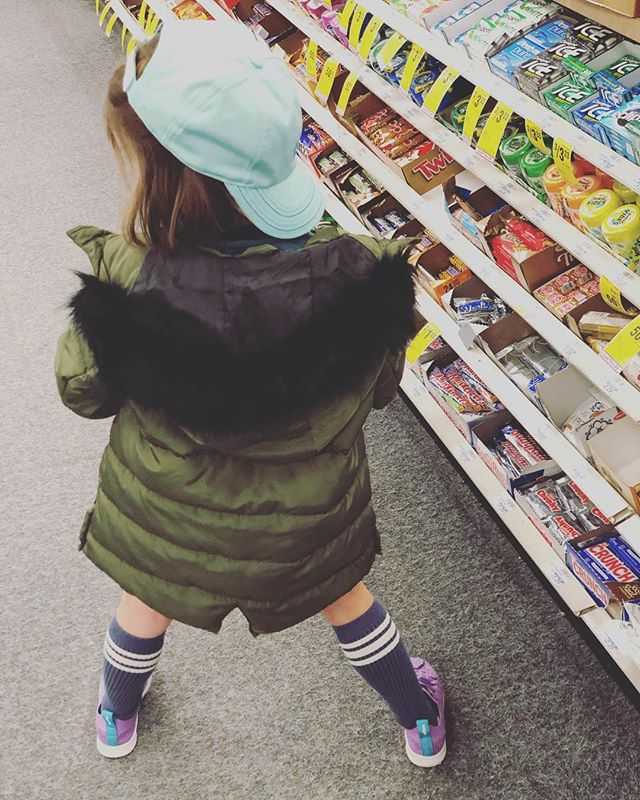 Stylin in the candy isle 🍭