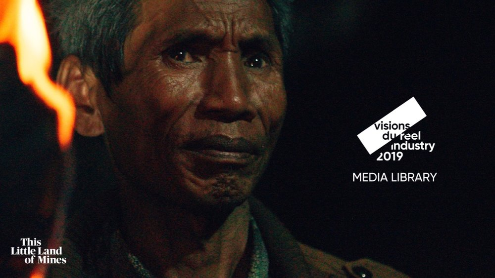 This Little Land of Mines is selected for the Media Library 2019 | Visions du Réel, Festival international de cinéma Nyon - April 2, 2019In it's 50th year, prestigious Swiss festival Visions du Réel celebrates and showcases the best documentary cinema from around the world. This year, they've included This Little Land of Mines in their curated media library, an exclusive screening experience for members of the film industry.