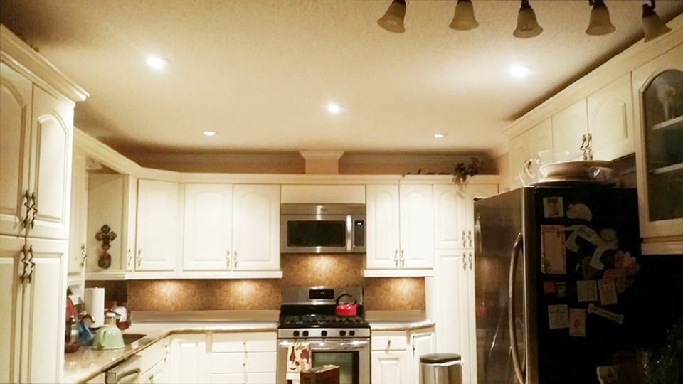 Cabinetry  - Beautiful new cabinet installation.
