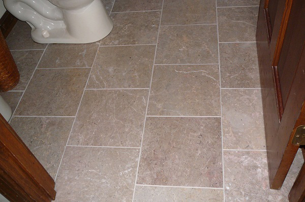 Ceramic  - Many choose tile flooring for a modern look.