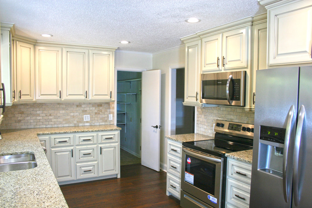 Complete Remodel - All new cabinets, appliances, fixtures and flooring