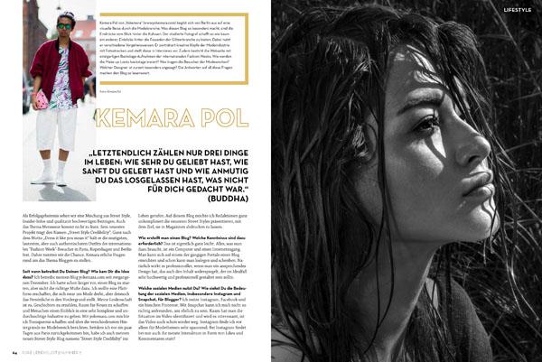 Interview about Kemara Pol