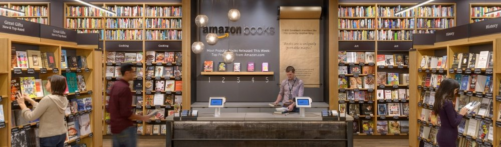 Photo: Amazon Book Store