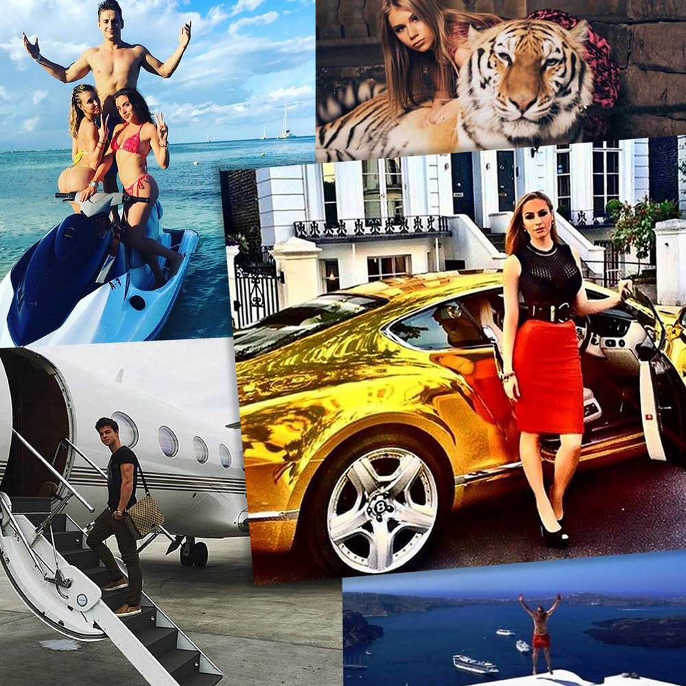 CUTTING EDGE: RICH KIDS OF INSTAGRAM - Channel 4