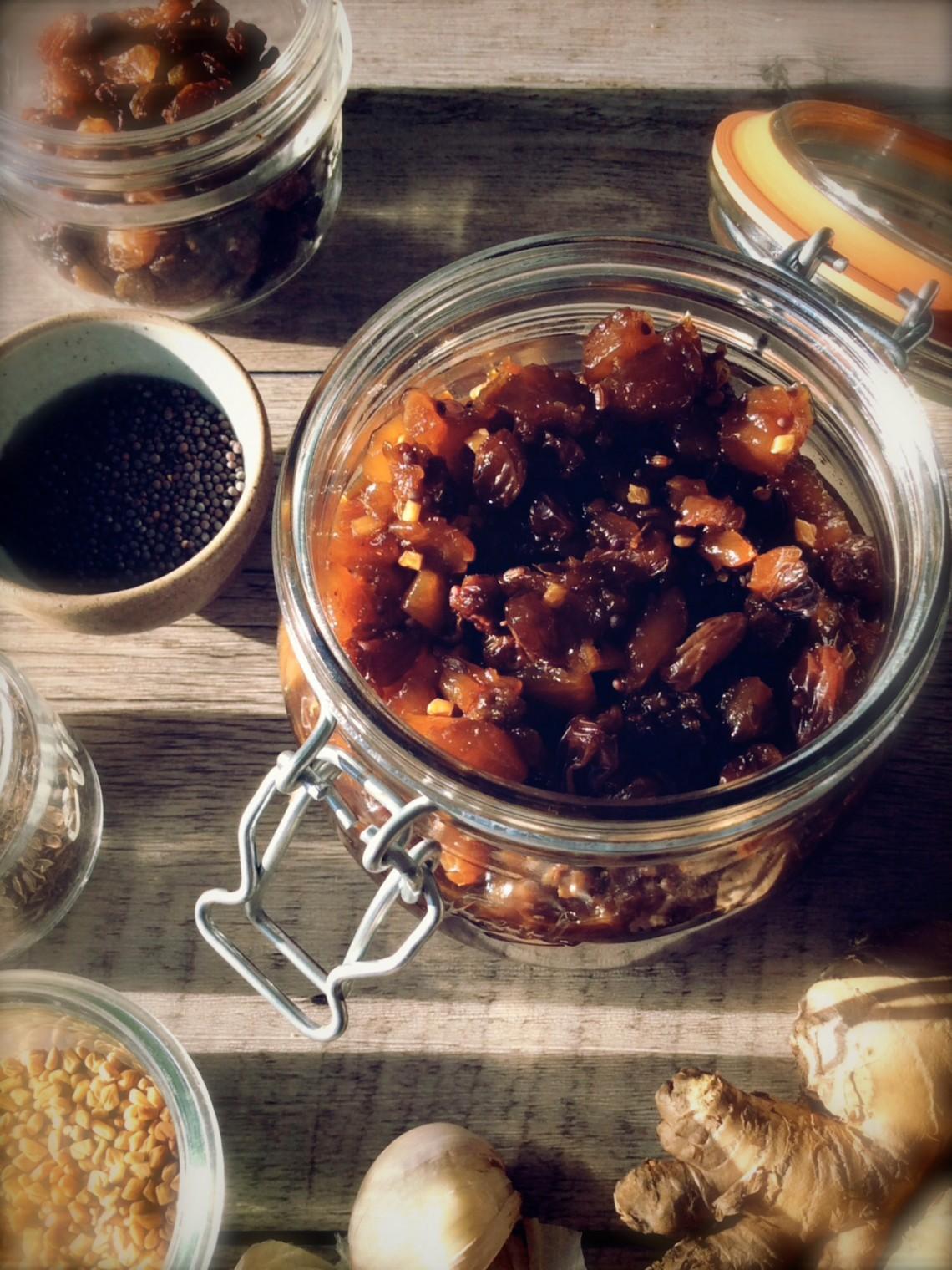 Chutney Recettes Ayurvediques Vegetariennes Vegan Vata Pitta