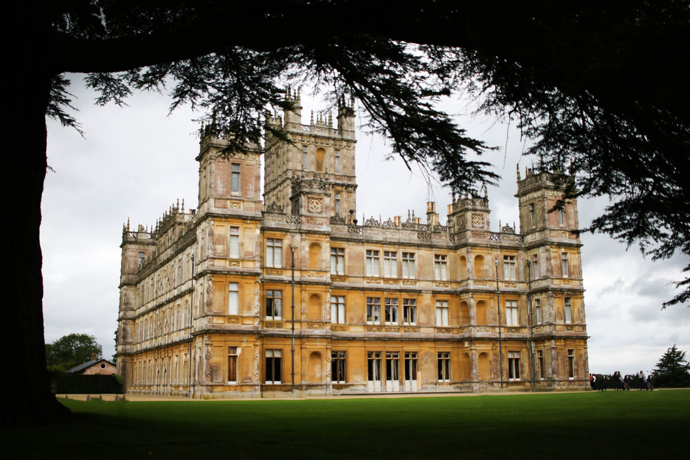 HIghClere - The real Downton Abbey