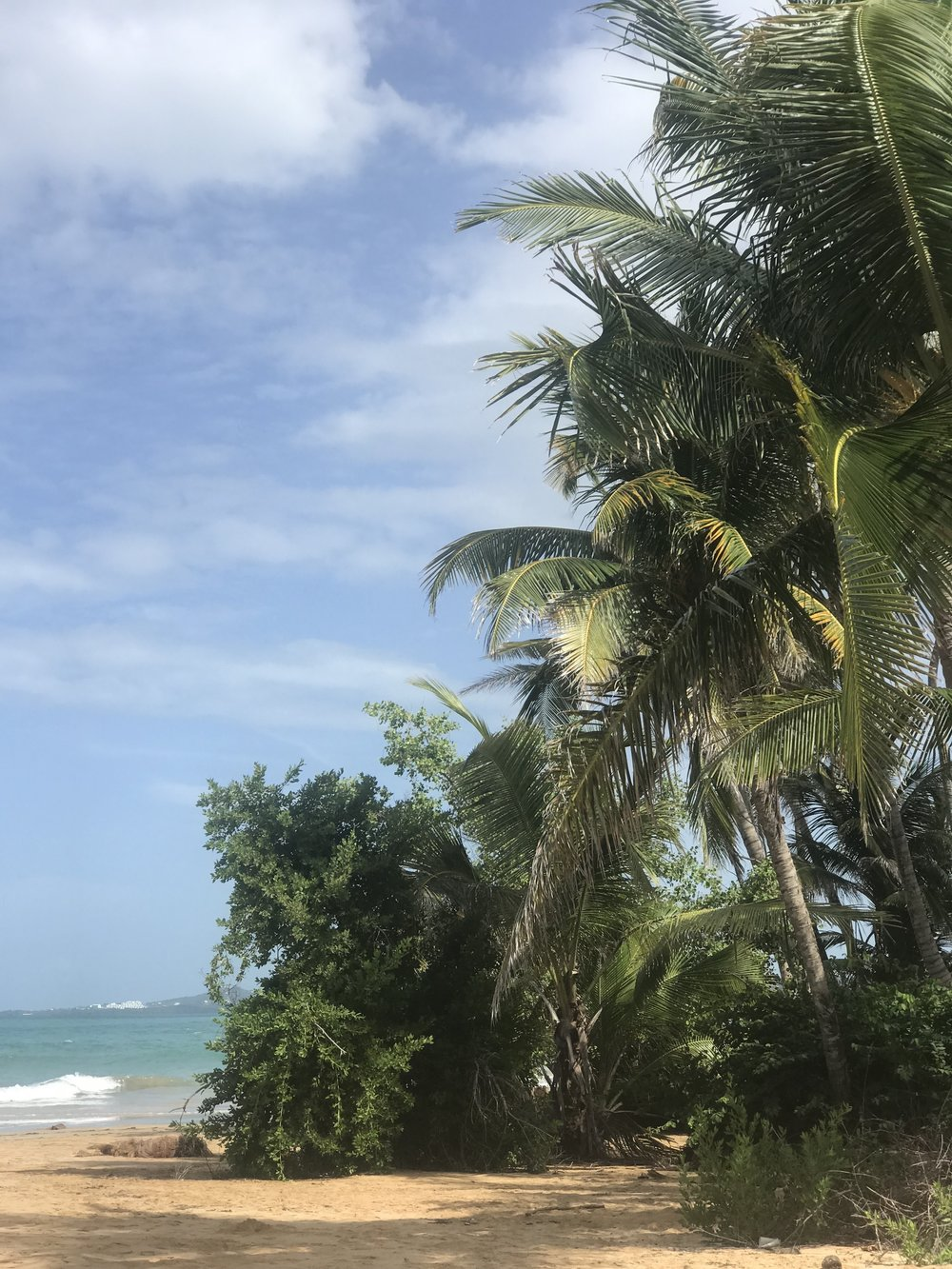 Luquillo, Puerto Rico - How I ended up in Puerto Rico!