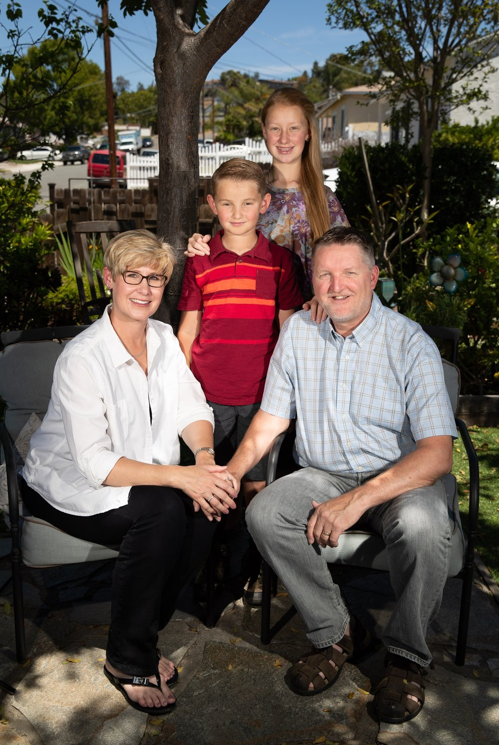 The Moehlings know that fostering can be tough, but it's also one of the the most rewarding things they've done as a family.
