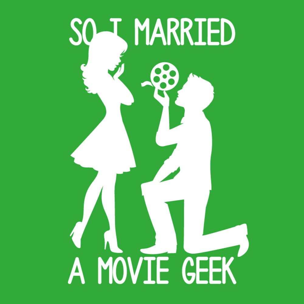 So I Married A Movie Geek - Join us on this wild ride as we watch movies I've NEVER seen, drink copious amounts of wine, dissect and sometimes deflect from the subject at hand.
