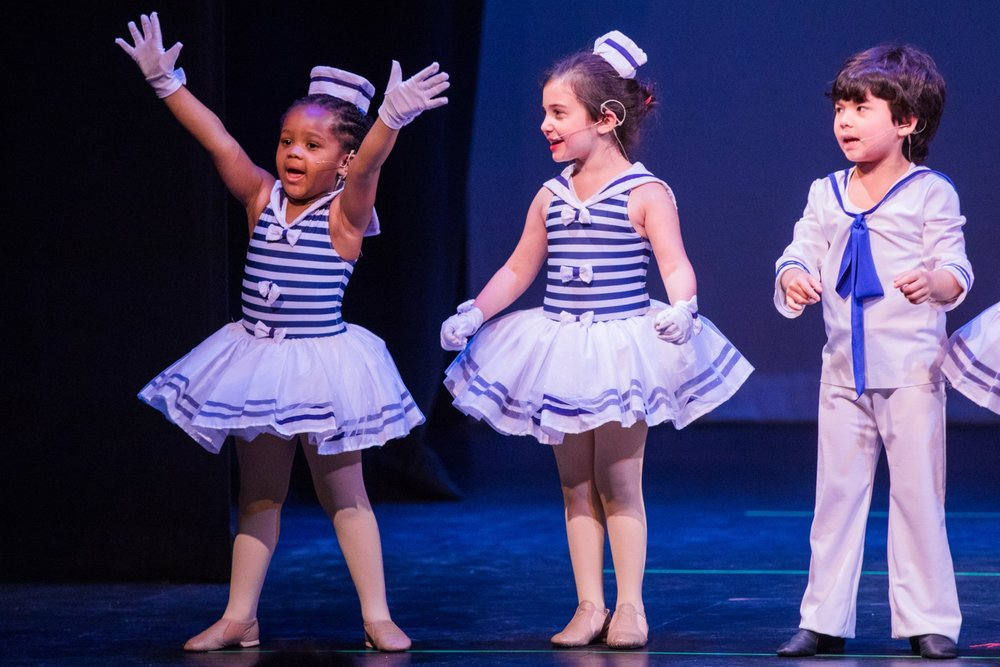 KIDS ON BROADWAY -