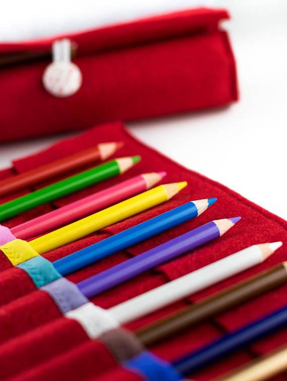 Montessori Math Pencil Roll